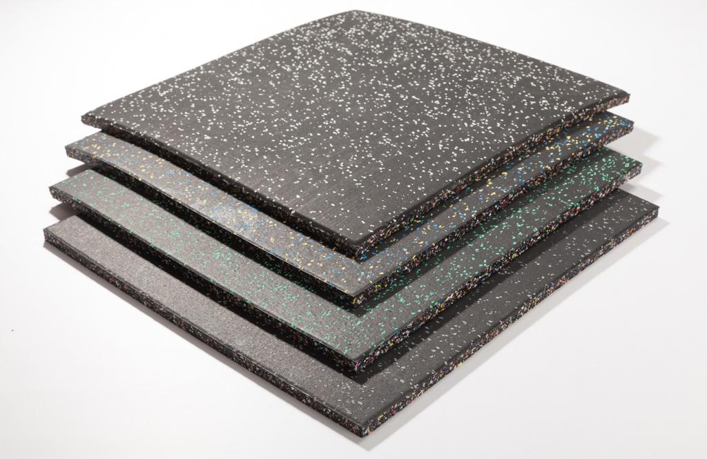1000*1000mm gym rubber mats