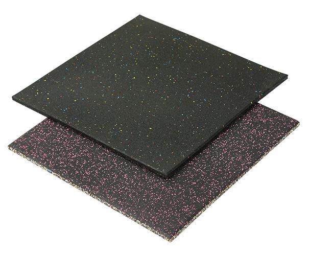 1000x1000 gym rubber tiles