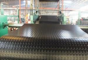 Studded Rubber Sheet Floor Anti-abrasion Rubber Sheet
