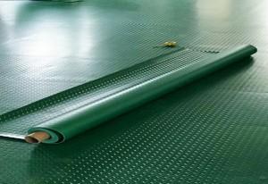 Heavy Duty Industrial Floor, PVC Rolls Flooring