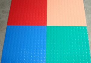 Coin Rubber Flooring Heavy Duty Rubber Mat