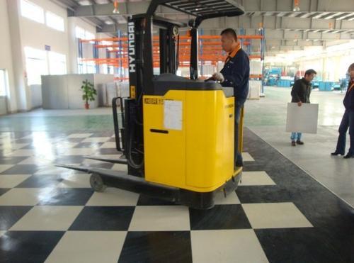 warehouse floor tiles